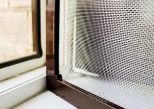 Москитные сетки на окна с установкой в Санкт-Петербурге